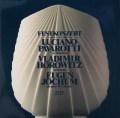 パヴァロッティ、ホロヴィッツ、ヨッフムらの祝祭コンサート 独ZDF 3038 LP レコード