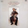 【未開封】 ビルスマのバッハ/無伴奏チェロ組曲 独RCA(SEON) 3038 LP レコード