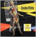 フリッチャイのモーツァルト/「魔笛」全曲 独DGG 3039 LP レコード