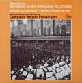 フルトヴェングラーのベートーヴェン/交響曲第9番「合唱付」ほか  英UNICORN 3039 LP レコード