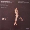 アーベントロートのベートーヴェン/交響曲第9番ほか  独ETERNA 3039 LP レコード