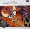 アンセルメのストラヴィンスキー/「火の鳥」 独DECCA 3039 LP レコード