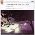 ジュリーニのフランク/交響曲ニ短調ほか 英EMI 3039 LP レコード