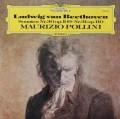 ポリーニのベートーヴェン/ピアノソナタ第30&31番   独DGG 3039 LP レコード