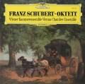 ウィーン室内アンサンブルのシューベルト/八重奏曲ヘ長調 独DGG 3039 LP レコード
