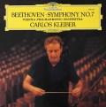 クライバーのベートーヴェン/交響曲第7番 独DGG 3039 LP レコード