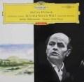 【オリジナル盤/赤ステレオ】 フリッチャイのドヴォルザーク/交響曲第9番「新世界より」 独DGG 3040 LP レコード