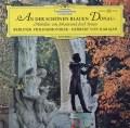 カラヤンのシュトラウス/ワルツ集 独DGG 3040 LP レコード