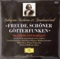 【未開封】 カラヤンのベートーヴェン/交響曲第9番「合唱」 ドイツ・グラモフォン70周年 独DGG 3040 LP レコード
