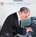 ゼルキン&バーンスタインのベートーヴェン/ピアノ協奏曲第5番「皇帝」 英CBS 3040 LP レコード