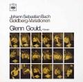 グールドのバッハ/ゴルトベルク変奏曲 独CBS 3040 LP レコード