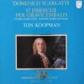 コープマンのスカルラッティ/チェンバロソナタ集 蘭PHILIPS 3040 LP レコード