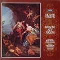 ラインスドルフのR.シュトラウス/「ナクソス島のアリアドネ」全曲 英DECCA 3040 LP レコード