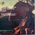 【独最初期盤】クレンペラーのブルックナー/交響曲第7番 独Columbia 3040 LP レコード