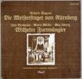 フルトヴェングラーのワーグナー/「ニュルンベルクのマイスタージンガー」 独Dacapo(EMI) 3040 LP レコード