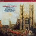 マリナーのヘンデル/ジョージ2世の戴冠式アンセム」ほか 蘭PHILIPS 3041 LP レコード