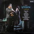 カラヤンのプッチーニ/「ボエーム」(抜粋) 蘭DECCA 3041 LP レコード