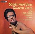 """ジョーンズの""""ヴェルディ/名アリア集"""" 英LONDON 3041 LP レコード"""