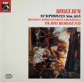ベルグルンドのシベリウス/交響曲第3&5番 独EMI 3041 LP レコード