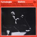 フルトヴェングラーのブラームス/交響曲第4番ほか 英Unicorn Records 3041 LP レコード