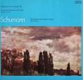 マズアのシューマン/交響曲第4番ほか 独ETERNA 3041 LP レコード