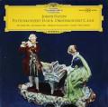 レーデル&カルムスのハイドン/フルート協奏曲&オーボエ協奏曲 独DGG 3041 LP レコード