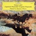 シドンのリスト/ハンガリー狂詩曲集 独DGG 3041 LP レコード