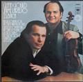 グールド&ラレードのバッハ/ヴァイオリンソナタ集 独CBS 3041 LP レコード
