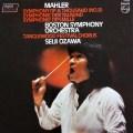 小澤のマーラー/交響曲第8番「千人の交響曲」 蘭PHILIPS 3041 LP レコード
