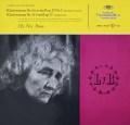 ナイのベートーヴェン/ピアノソナタ「月光」&「熱情」 独DGG 3042 LP レコード