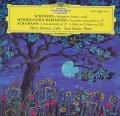 【オリジナル盤】フルニエのシューベルト/アルペジョーネソナタほか 独DGG 3042 LP レコード
