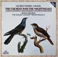 プレストン&ピノックのヘンデル/オルガン協奏曲「かっこうとナイチンゲール」 独ARCHIV 3042 LP レコード