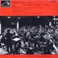 【オリジナル盤】 バルビローリのイギリス弦楽音楽集 英EMI 3042 LP レコード