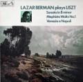ベルマン、リストを弾く 英EMI 3042 LP レコード