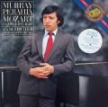 ペライアのモーツァルト/ピアノ協奏曲第1〜3番ほか 蘭CBS 3042 LP レコード
