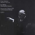 ベームのシューベルト/交響曲第9番「グレート」 独ETERNA 3042 LP レコード