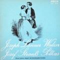 スウィトナーのランナー&J.シュトラウス/ワルツ&ポルカ集 独AMIGA 3042 LP レコード