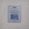 リヒターのバッハ/マタイ受難曲 独ARCHIV 3043 LP レコード