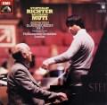 リヒテル&ムーティのベートーヴェン/ピアノ協奏曲第3番   独EMI 3043 LP レコード