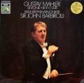 バルビローリのマーラー/交響曲第9番  独EMI 3043 LP レコード