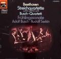 ブッシュ四重奏団のベートーヴェン/弦楽四重奏曲第1、9&11番ほか   独EMI 3043 LP レコード