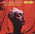 ルービンシュタインのショパン/スケルツォ集  独RCA 3043 LP レコード