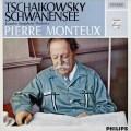 モントゥーのチャイコフスキー/白鳥の湖(抜粋)  蘭PHILIPS 3043 LP レコード