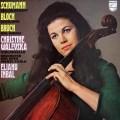 ワレフスカ&インバルのシューマン/チェロ協奏曲ほか  蘭PHILIPS 3043 LP レコード