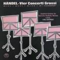 シューリヒトのヘンデル/合奏協奏曲集 英MMS 3043 LP レコード