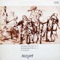 ズスケ四重奏団のモーツァルト/弦楽四重奏曲第20番「ホフマイスター」&21番 独ETERNA 3043 LP レコード