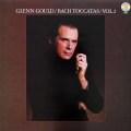 グールドのバッハ/トッカータ集 vol.2 独CBS 3043 LP レコード