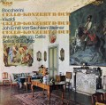 ヤニグロのボッケリーニ&ヴィヴァルディ/チェロ協奏曲ほか 独RCA 3043 LP レコード