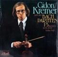 クレーメルのバッハ/無伴奏ヴァイオリンのためのパルティータ 独eurodisc 3043 LP レコード