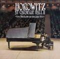 ホロヴィッツの「カーネギー・ホール・リサイタル1966」 独CBS 3043 LP レコード